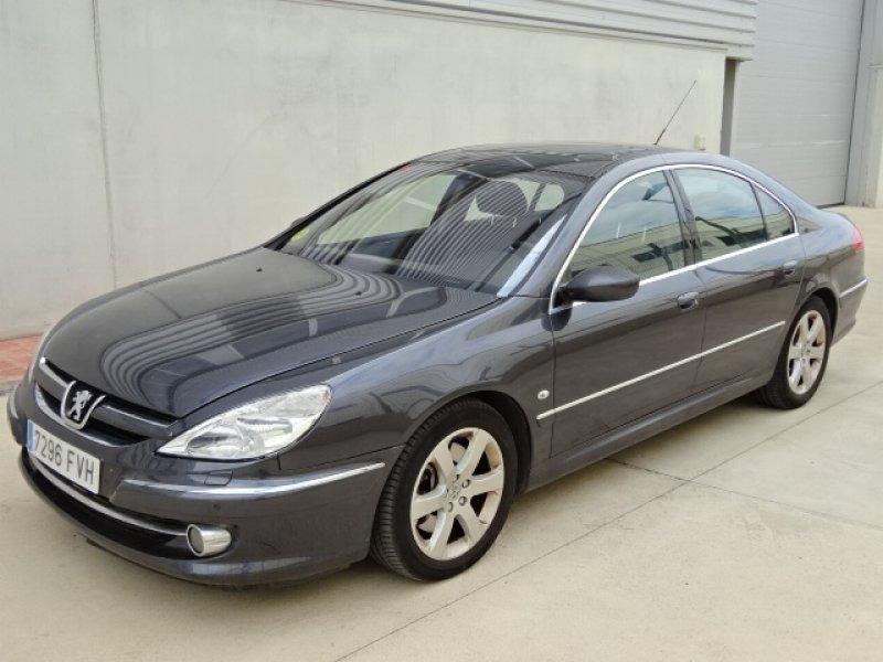 Peugeot 607 2.7 HDi Titanio