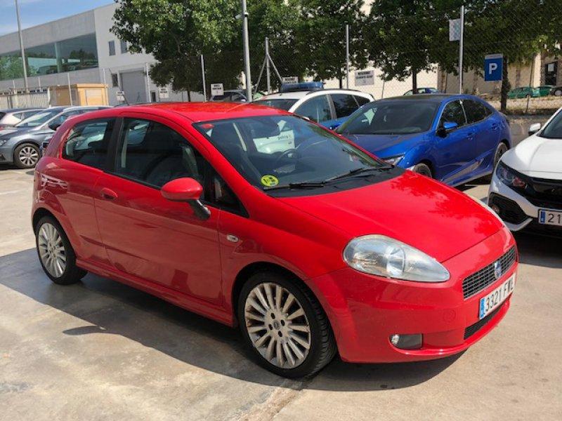 Fiat Grande Punto 1.3 Multijet 16v 90 Sprint