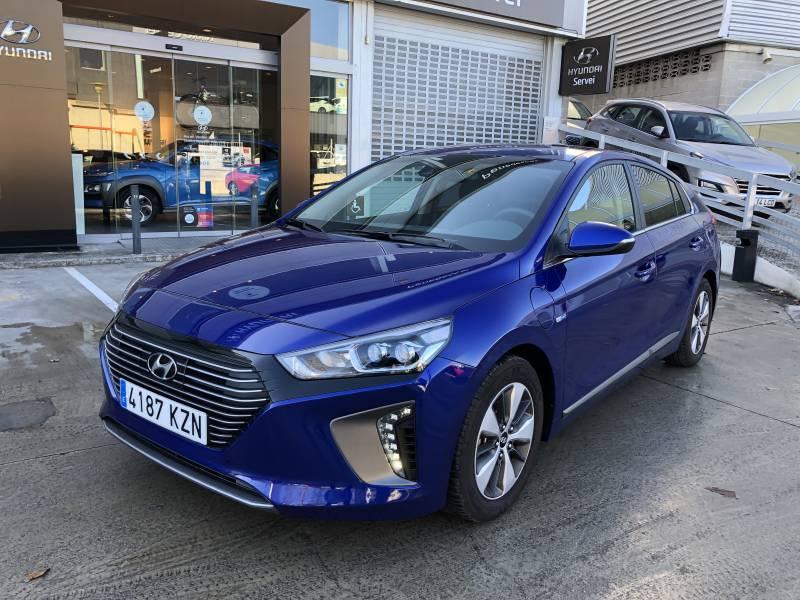 Hyundai IONIQ PHEV Tecno