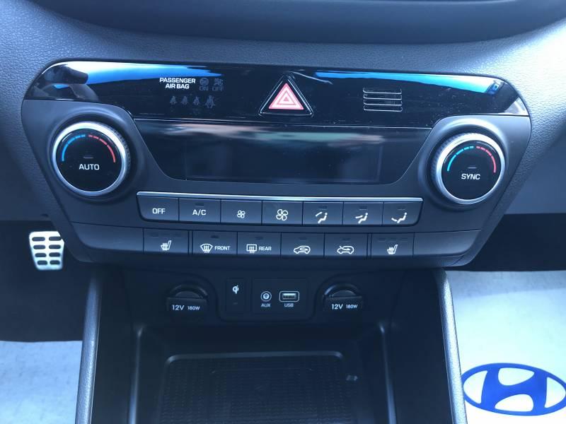Hyundai Tucson 1.6 TGDI 130kW (177CV)   4X2 N-Line