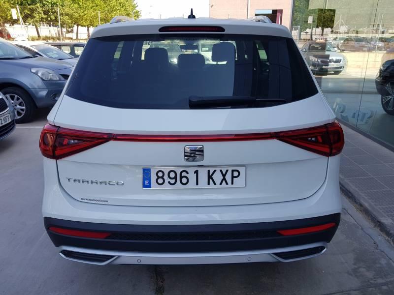 SEAT Tarraco 2.0 TDI 110kW (150CV) S&S Xcellence Plus