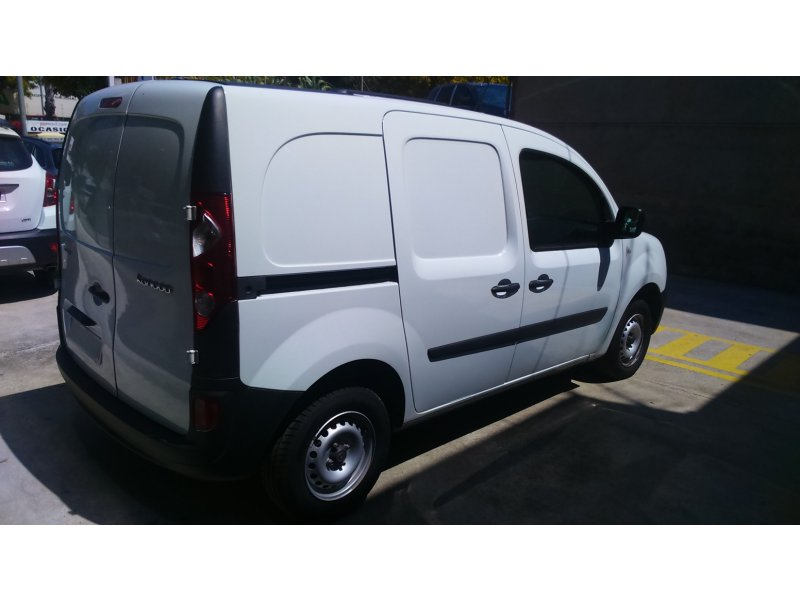 Renault Kangoo Furgón 1.5dCi 51kw (70cv) Gran Confort