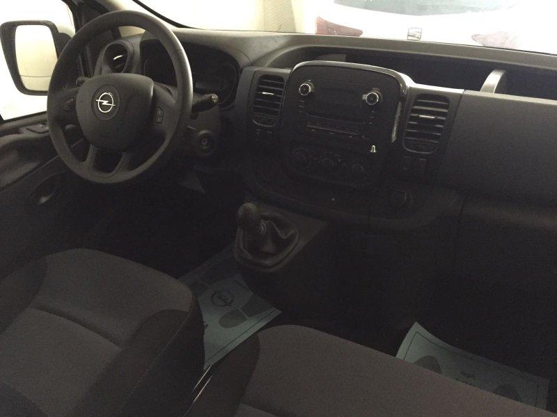 Opel Vivaro 1.6 CDTI S/S 125 CV L1 2.9t Combi-6 -