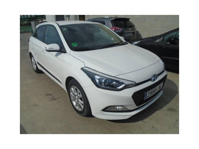Hyundai i20 1.2 MPI Tecno