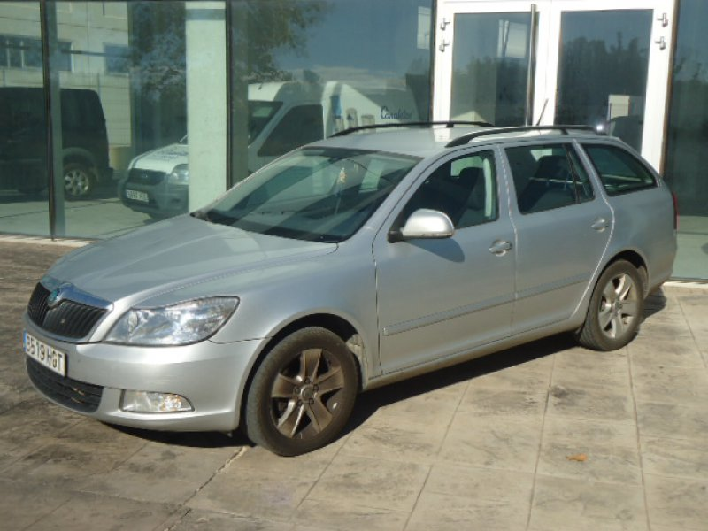 Skoda Octavia 2.0 TDI Combi Executive