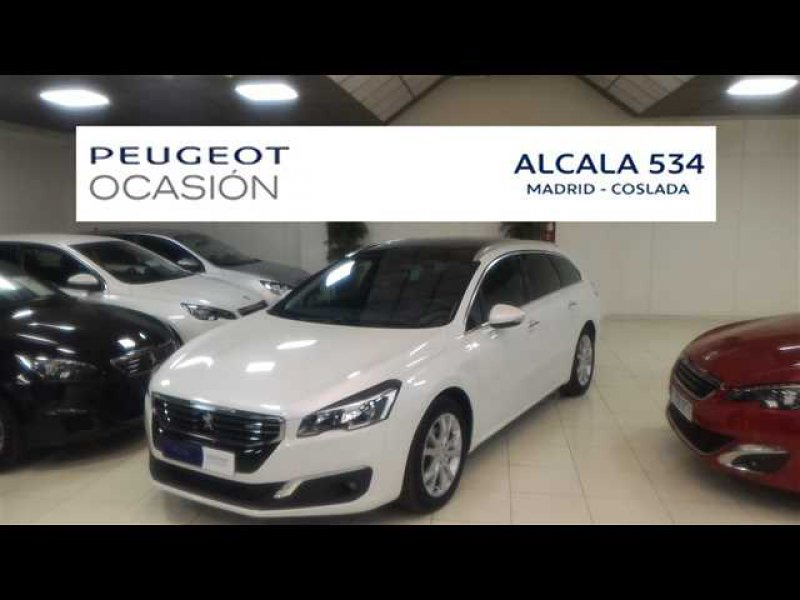 Peugeot 508 SW 1.6 BlueHDI 120 EAT6 Allure