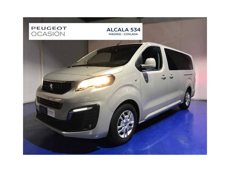 Peugeot Traveller BlueHDi 85KW (115) Long Business