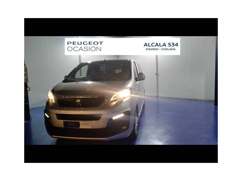 Peugeot Traveller BlueHDi 110KW (150CV) Long Business