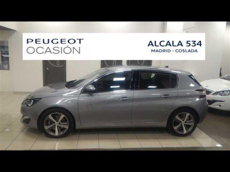 Peugeot 308 5p 2.0 BlueHDi 150 EAT6 Allure