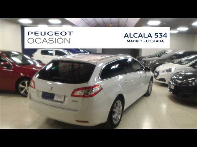 Peugeot 508 SW 1.6 BlueHDI 120 EAT6 Allure