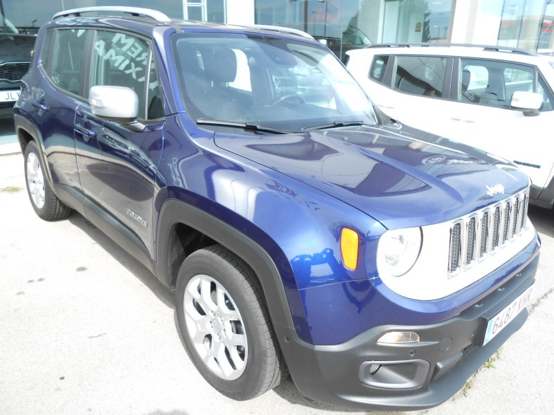 Jeep Renegade 1.6 Mjet 88kW 4x2 DDCT E6 Limited