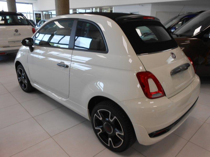 Fiat 500C 1.2 8v 51kW (69CV) S