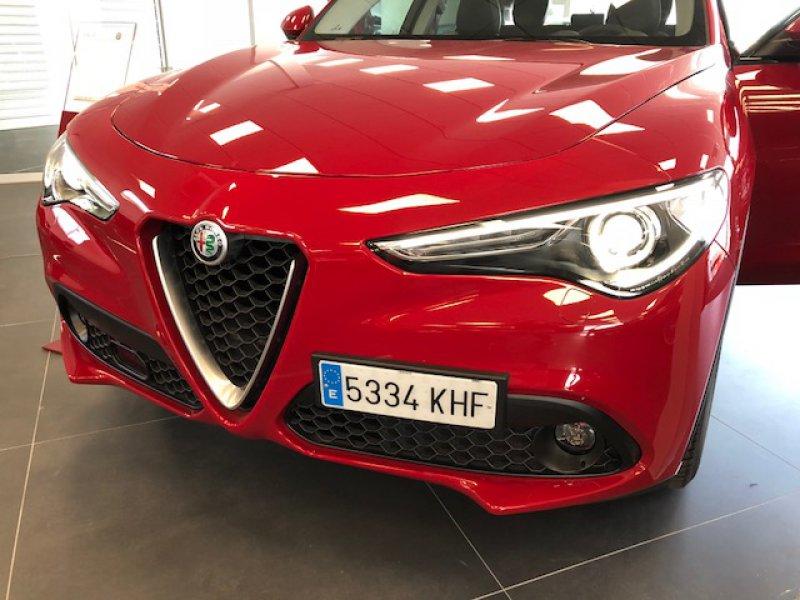 Alfa Romeo Stelvio 2.2 Diésel 132kW (180CV) RWD Stelvio
