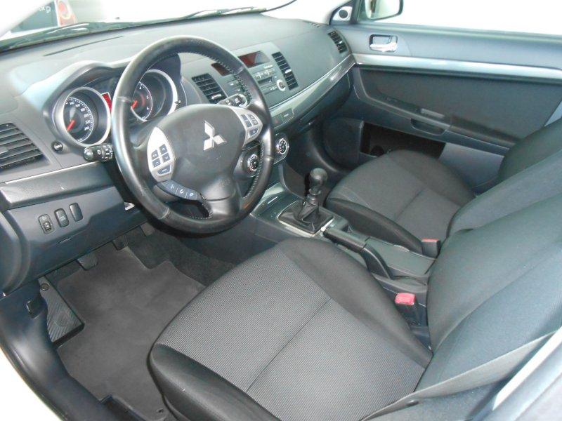 Mitsubishi Lancer Sportback 2.0 DI-D Instyle