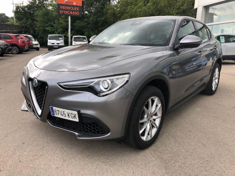 Alfa Romeo Stelvio 2.0 Gasolina 148kW (200CV) Q4 Super