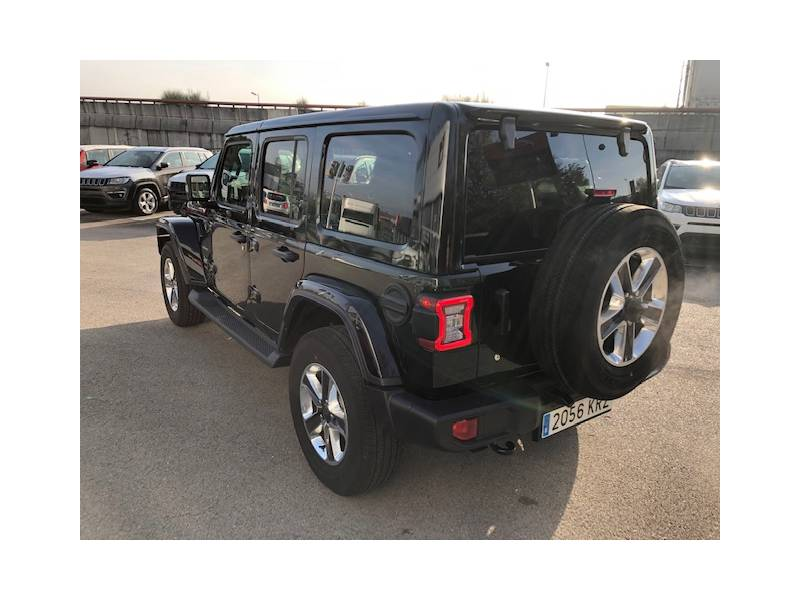 Jeep Wrangler 2.2 CRD   8ATX E6D Sahara