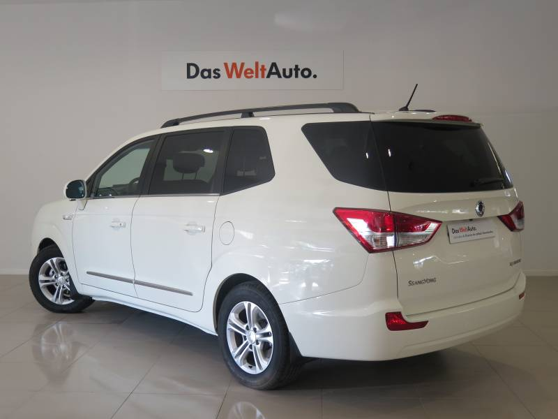 Ssangyong Rodius D22T 178cv LIMITED Limited