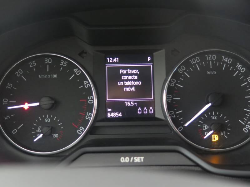 Skoda Octavia 1.6 TDI CR 81KW (110cv) Ambition