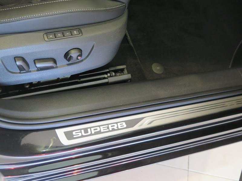 Skoda SuperB 2.0 TDI 110kw (150cv) DSG Sport Line Sportline