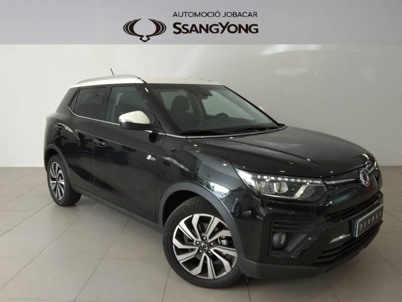 Ssangyong Tivoli G15T LIMITED Limited