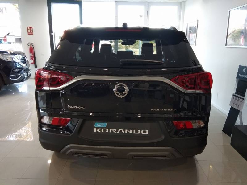 Ssangyong Korando G15T   4x4 LIMITED AUTO Limited