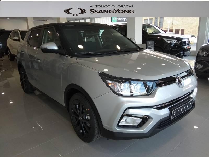 Ssangyong Tivoli D16T   4x2 Limited