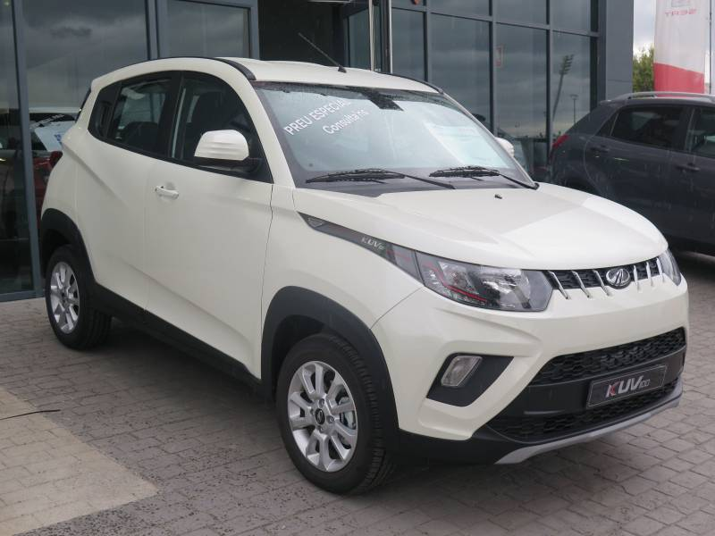 Mahindra KUV100 K8 -K8