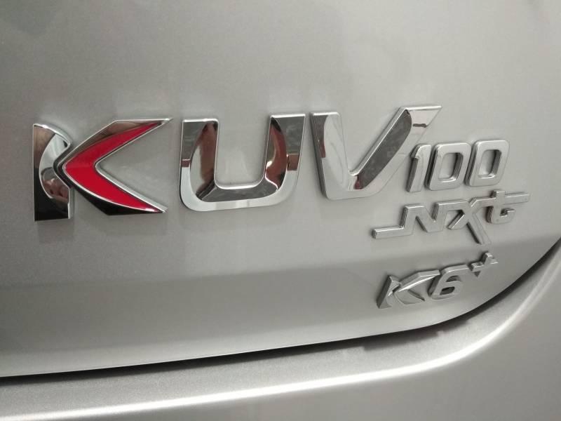 Mahindra KUV100 KUV100  K6+ 1.2 -K6+
