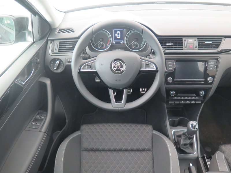 Skoda Spaceback 1.6 TDI CR 115cv Spaceback Like