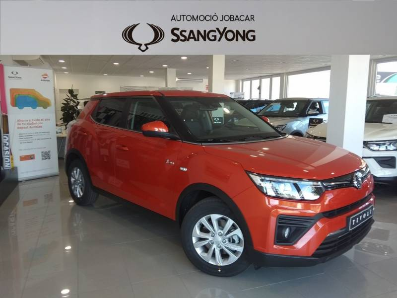 Ssangyong Tivoli G15T  PREMIUM Premium