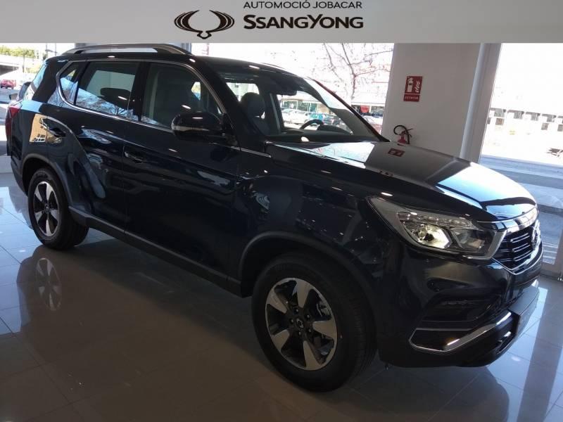 Ssangyong Rexton D22DTR 4x2   Auto Limited