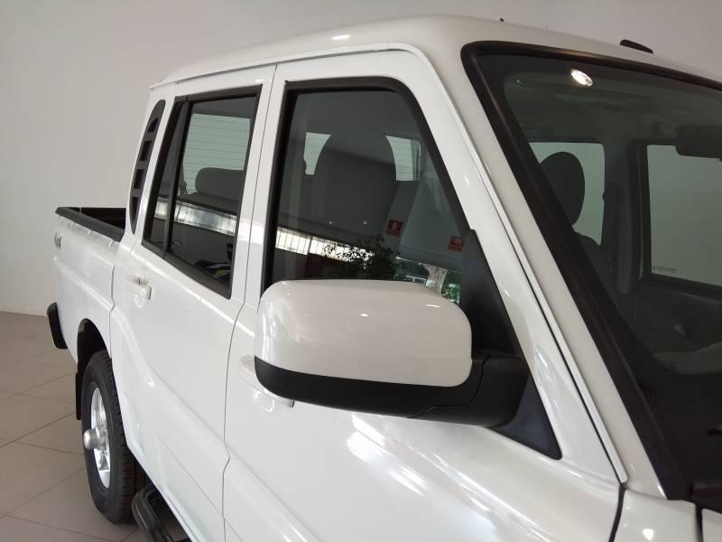 Mahindra Goa Doble Cabina D22T 103KW (140cv) 4x4 S10 S10