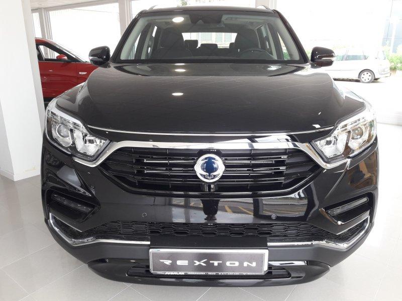 Ssangyong Rexton D2.2T 4x4 Aut LIMITED Limited