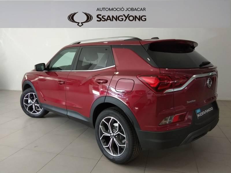 Ssangyong Korando G15T  PREMIUM Premium