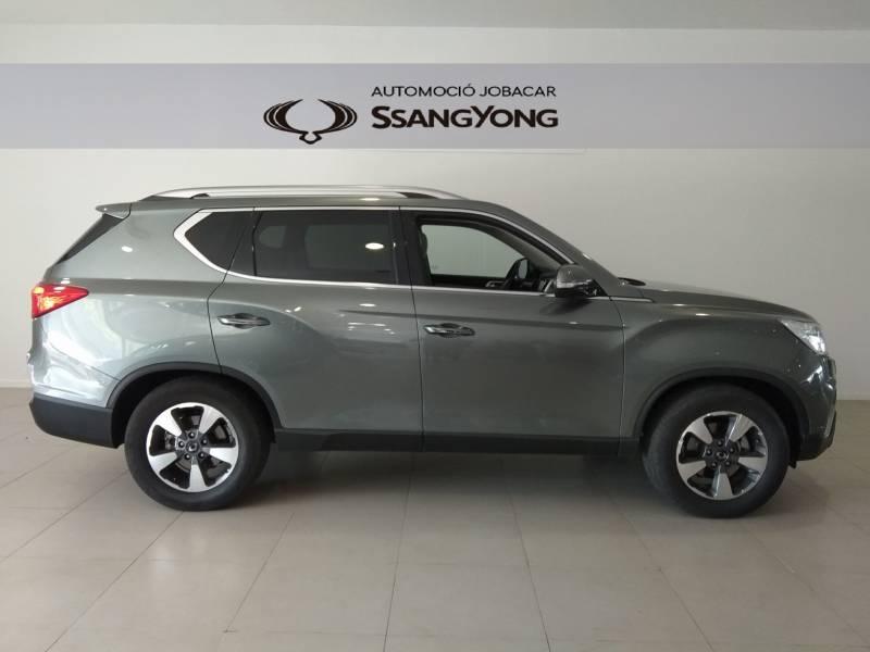 Ssangyong Rexton D22T 178cv 4x4   Aut Limited