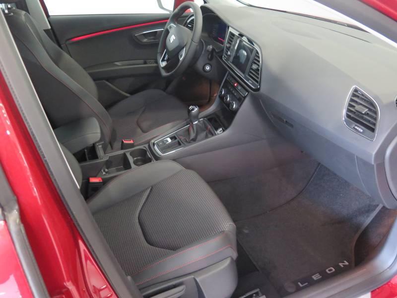 SEAT León ST 1.5 EcoTSI 130cv  S&S FR Ed FR Edition