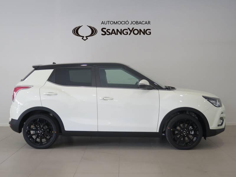 Ssangyong Tivoli G16 4X2 128CV LIMITED Limited