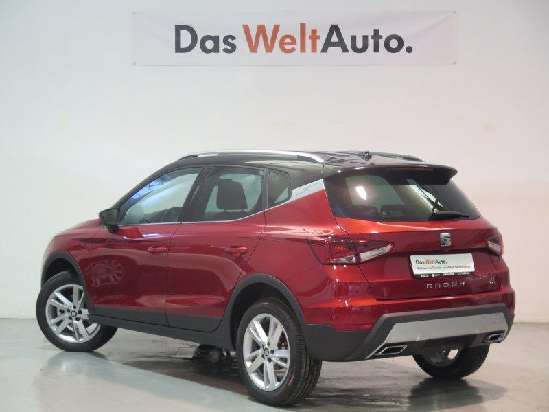 SEAT Arona 1.6 TDI 85kW (115CV) Ecomotive FR