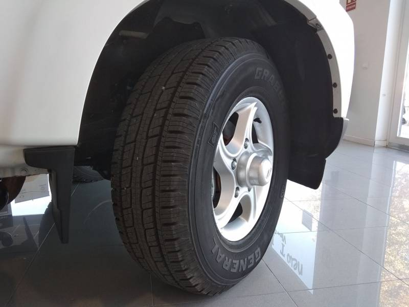 Mahindra Goa Doble Cabina D22T 103KW (140cv) 4x4 S10 DOBLE CABINA 4x4 S10