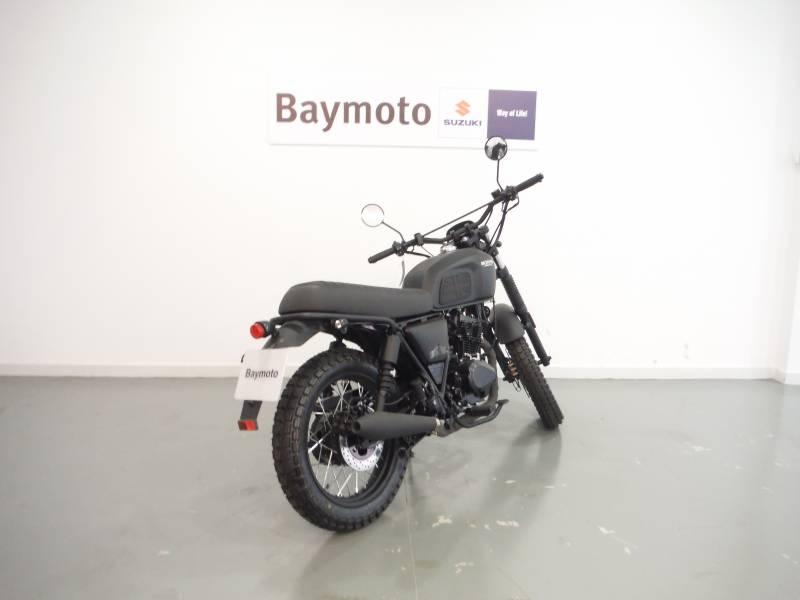 Brixton Motorcycles BX 125 125