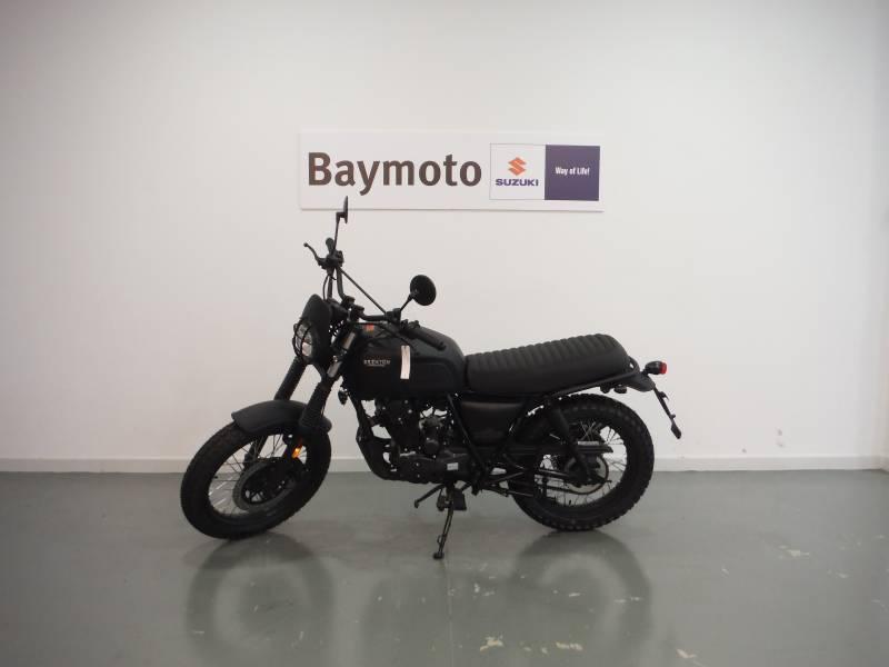 Brixton Motorcycles BX 125 .