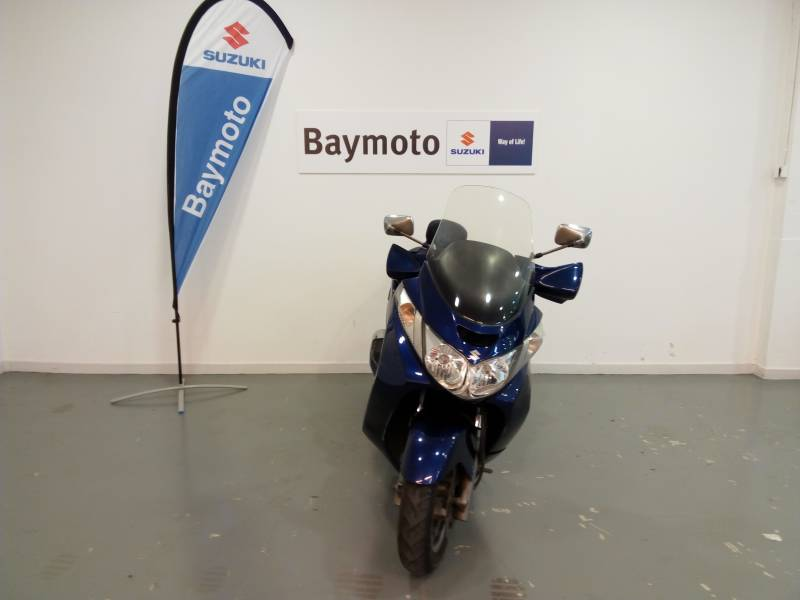 Suzuki-Moto Burgman 200 250