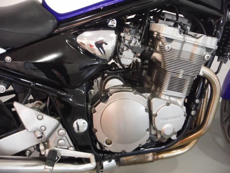 Suzuki-Moto Bandit 650 650
