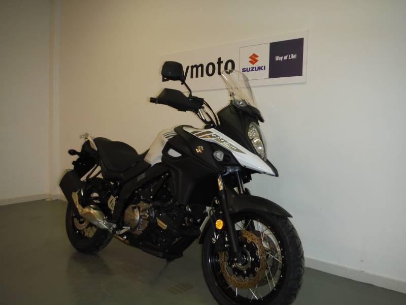 Suzuki-Moto VStrom 650 ABS .