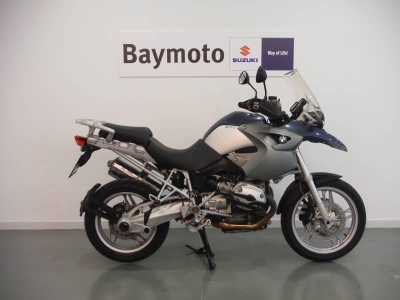BMW-Moto R 1200 GS 1200