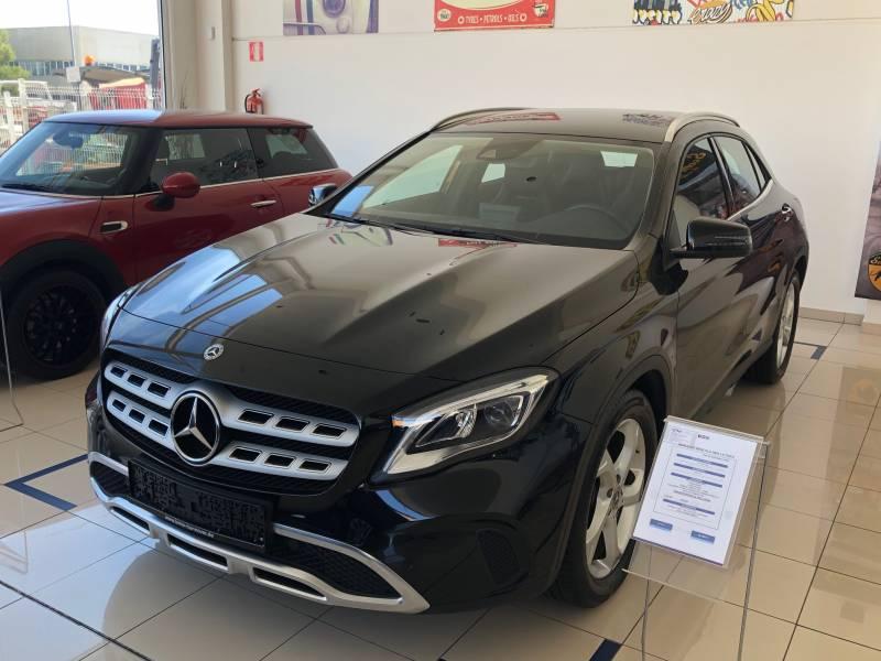 Mercedes-Benz Clase GLA GLA 180 CDI Urban