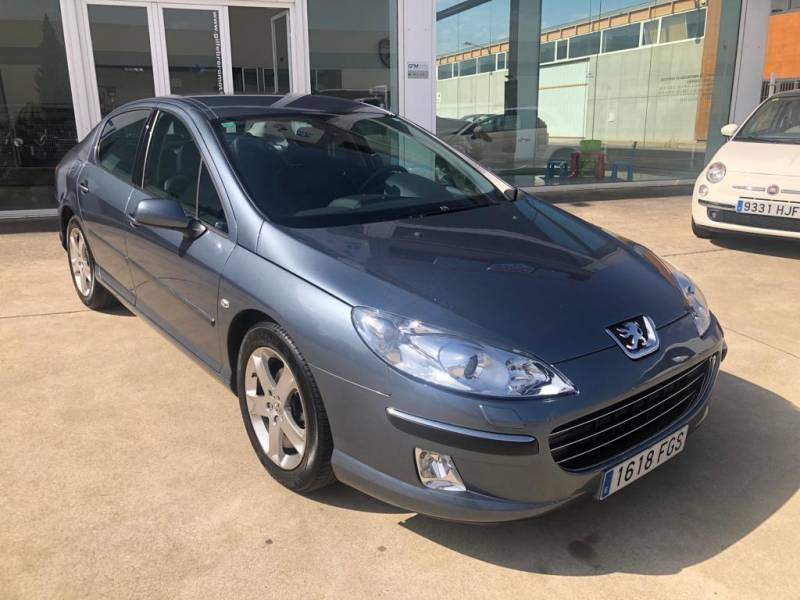Peugeot 407 HDI 136 ST Sport Pack