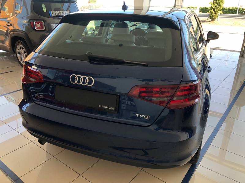 Audi A3 Sportback 1.2 TFSI 110CV Attraction