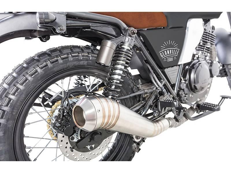 Brixton Motorcycles Glanville 250 X 250CC 4T