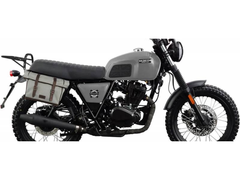 Brixton Motorcycles Felsberg 125 X 125CC 4T